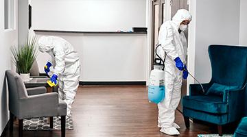 Corona Virus Disinfectant